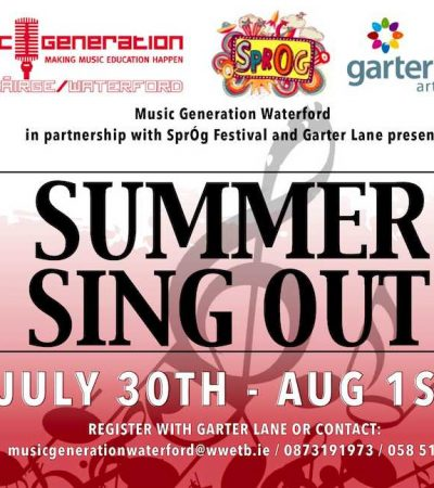 Summer Sing Out